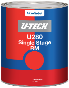 U-TECH U280 RM Single Stage Gallon Labels 50 Pack