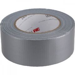 3M 1900 ECONOMY DUCT TAPE ZILVER 50MM X 50M