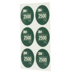 3M LAKCORRECTIE 32MM P2500 10ST