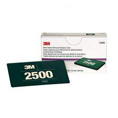 3M 264L 115X62MM SHEET P2500 15PC 33900