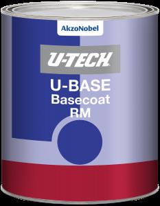 U-TECH UBASE RM Basecoat Gallon Labels 50 Pack