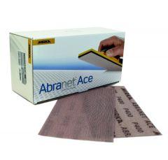 MIRKA ABRANET ACE STROOK 70X125MM P80 50ST