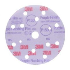 3M 260L+ DISC 76MM P800 50PC 30370