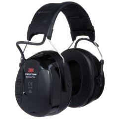 3M PELTOR HEADSET MET AM/FM RADIO ZWART