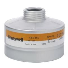 HONEYWELL A2P3 RD40 ALUMINIUM FILTER