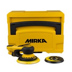 MIR DEROS650CV SANDER 150MM/5MM IN CASE