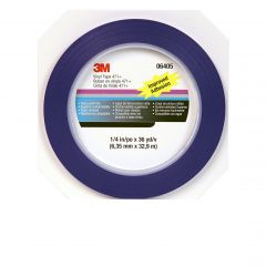3M 471+ FINE LINE TAPE BLAUW 3MM X 33M