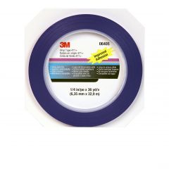 3M 471+ FINE LINE TAPE BLAUW 6MM X 33M