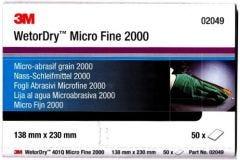 3M PFT-IT III 138X230MM P2000 50PC 02049