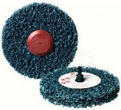 3M C&S ROLOC+ DISC 150MM BLUE 6PC 57019
