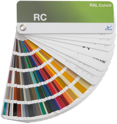 AkzoNobel RAL Color Swatch