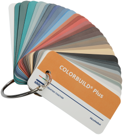 Sikkens Colorbuild Plus Swatch