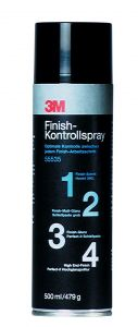 3M FINISH CONTROL SPRAY SPUITBUS 500ML