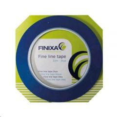 FINIXA FINE LINE TAPE BLAUW 6MM X 33M