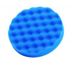 3M PERFECT-IT ULTRAFINA WAFELPAD BLAUW 75MM 4ST