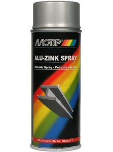 MOTIP ALU ZINK SPRAY 400ML 04059