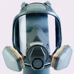 3M 6900 FULL FACE MASK RESP. LG 6900