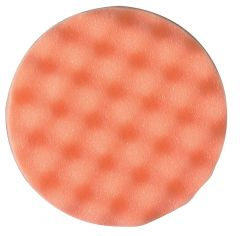 3M PERFECT-IT WAFELPAD ORANJE 75MM 4ST