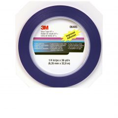 3M 471+ FINE LINE TAPE BLAUW 9MM X 33M
