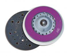 3M™ Hookit™ Direct Flow™ II Universal Multihole Stützteller ø 150 mm, Multihole, M8, standard, grau 51123