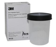 3M PPS MIDI 400ML CUP 2PC 16122