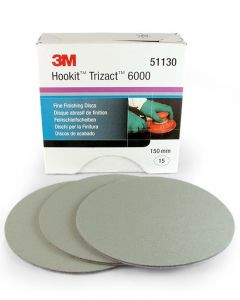 3M 443SA TRIZACT FOAM6000 150MM15P 51130
