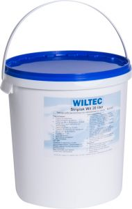 WILTEC STRIPLAK WIT 20L