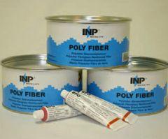 INP POLY FIBER GLASVEZELPLAMUUR + HARDER 1,8KG