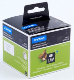 DYMO LABELS VOOR LABELWRITER 54X101MM ROL