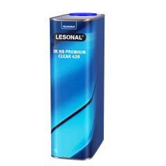 Lesonal Glass Fibre Bodyfiller Set (inkl. Härter) 1.65kg