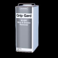 Grip-Gard M-600 Wax & Grease Remover 1 US Gallon