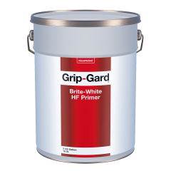 Grip-Gard Brite-White HF Primer (Waterbase) 5 US Gallons