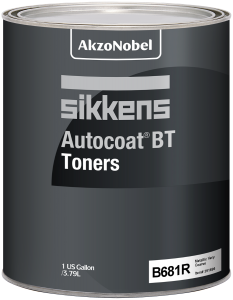 Sikkens Autocoat BT Toner B681R Metallic Very Coarse 1 US Gallon