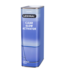 Lesonal Clear Slow Activator 1 US Quart