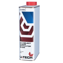 U-TECH 4.0 Select Clear Activator Slow 1 US Quart