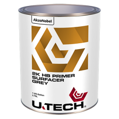 U-TECH 2K HB Primer Grey 1 US Gallon