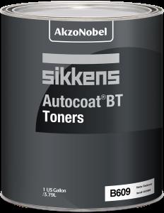Sikkens Autocoat BT Toner B609 Matte Reducer 1 US Gallon