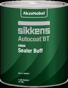 Sikkens Autocoat BT LV650 Sealer Buff 1 US Gallon
