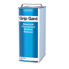 Grip-Gard Basecoat Translucent Medium Reducer 1 US Gallon