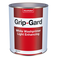 Grip-Gard White Washprimer Light Enhancing 1 US Gallon