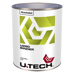 U-TECH U280 Single Stage Binder 1 US Gallon