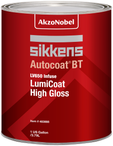 Sikkens Autocoat BT LV650 LumiCoat High Gloss 1 US Gallon