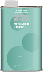 Sikkens Matte Select Reducer 1 US Quart