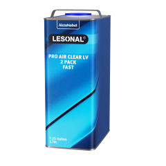 Lesonal Pro Air Clear LV 2 Pack Fast 1 US Gallon