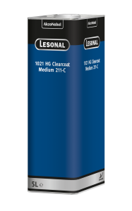 Lesonal 1021 HG Clearcoat Medium 211-C 5L