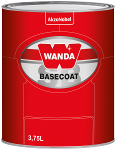 Wanda Basecoat Color MM 3200 White II 3.75L