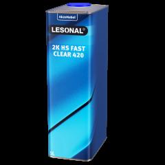 Lesonal 2K HS Premium Clear 420 5L
