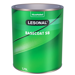 Lesonal Basecoat SB MM 93P 3.75L