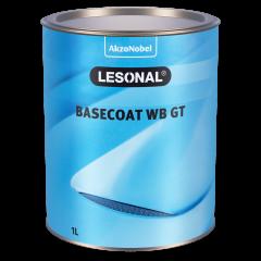 Lesonal Basecoat WB GT MM 46 Dark Blue Transparent 1L