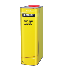 Lesonal Multi Matt Clear Hardener 1L